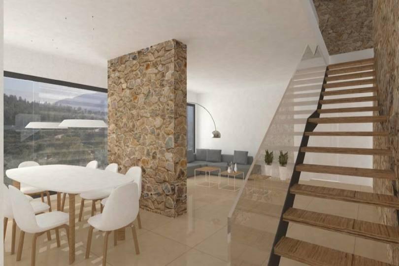 Finestrat,Alicante,España,4 Bedrooms Bedrooms,3 BathroomsBathrooms,Chalets,19471