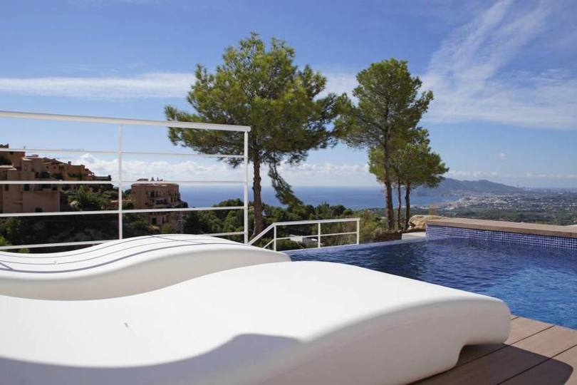 Altea,Alicante,España,3 Bedrooms Bedrooms,4 BathroomsBathrooms,Chalets,19474