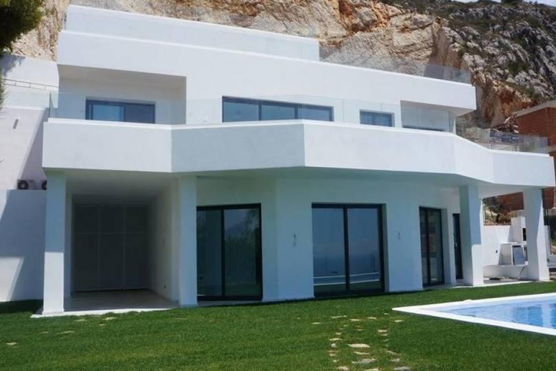 Altea,Alicante,España,4 Bedrooms Bedrooms,5 BathroomsBathrooms,Chalets,19478