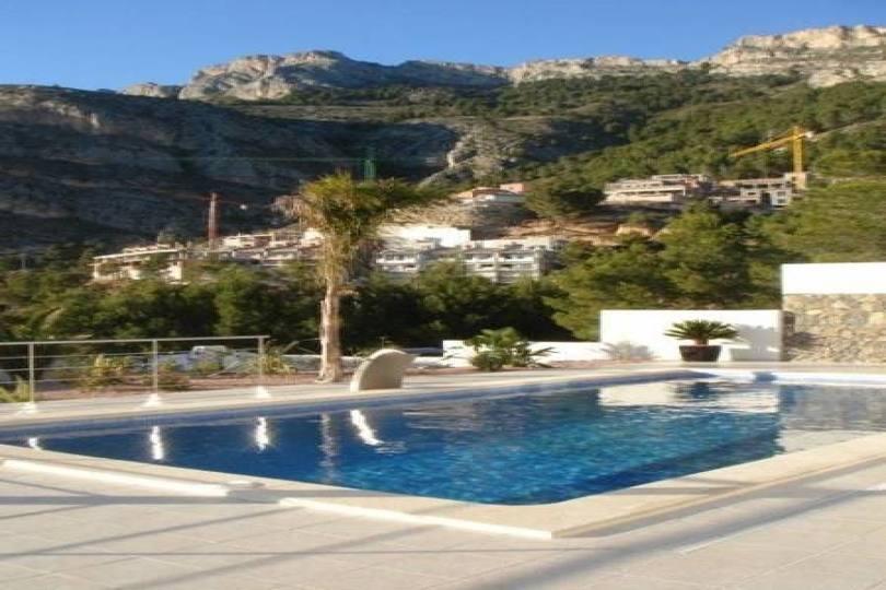 Altea,Alicante,España,6 Bedrooms Bedrooms,4 BathroomsBathrooms,Chalets,19480