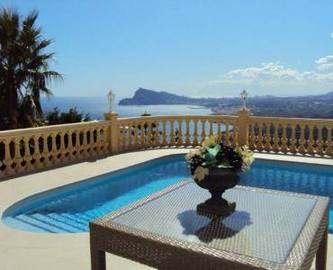 Altea,Alicante,España,5 Bedrooms Bedrooms,5 BathroomsBathrooms,Chalets,19481