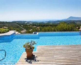 Altea,Alicante,España,7 Bedrooms Bedrooms,6 BathroomsBathrooms,Chalets,19483