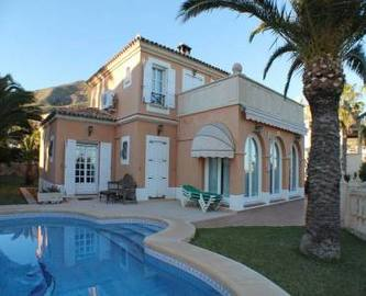 Finestrat,Alicante,España,5 Bedrooms Bedrooms,4 BathroomsBathrooms,Chalets,19486