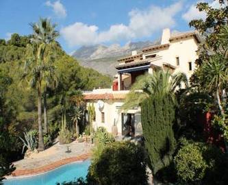 Altea,Alicante,España,8 Bedrooms Bedrooms,6 BathroomsBathrooms,Chalets,19490