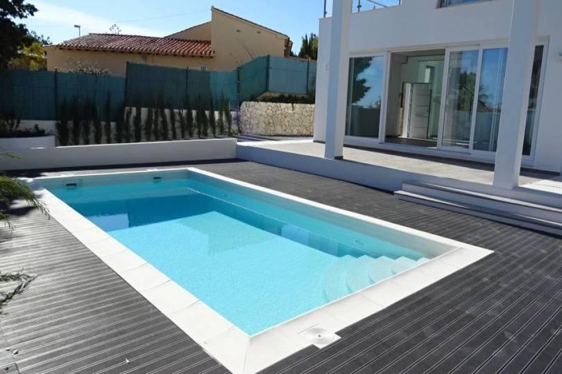 La Nucia,Alicante,España,3 Bedrooms Bedrooms,3 BathroomsBathrooms,Chalets,19495