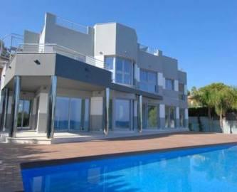 Calpe,Alicante,España,5 Bedrooms Bedrooms,5 BathroomsBathrooms,Chalets,19502