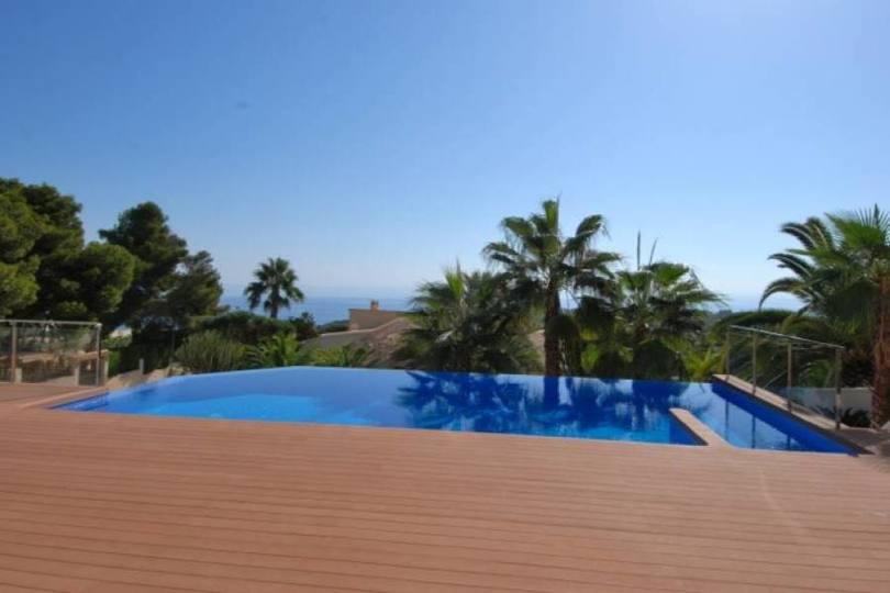 Moraira,Alicante,España,4 Bedrooms Bedrooms,4 BathroomsBathrooms,Chalets,19503