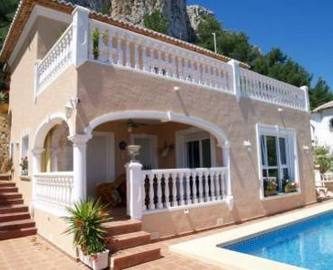 Calpe,Alicante,España,3 Bedrooms Bedrooms,1 BañoBathrooms,Chalets,19505