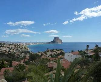 Calpe,Alicante,España,4 Bedrooms Bedrooms,3 BathroomsBathrooms,Chalets,19507