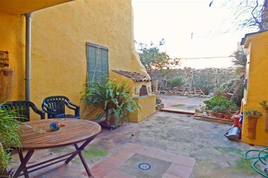 Vall de Gallinera,Alicante,España,5 Bedrooms Bedrooms,3 BathroomsBathrooms,Casas de pueblo,20593
