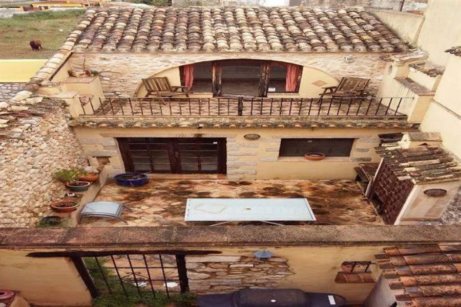 Jalon-Xalo,Alicante,España,3 Bedrooms Bedrooms,5 BathroomsBathrooms,Casas de pueblo,20633