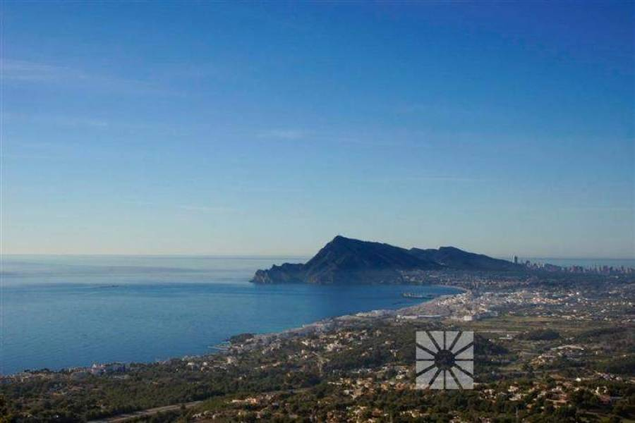Altea,Alicante,España,3 Bedrooms Bedrooms,3 BathroomsBathrooms,Apartamentos,20658