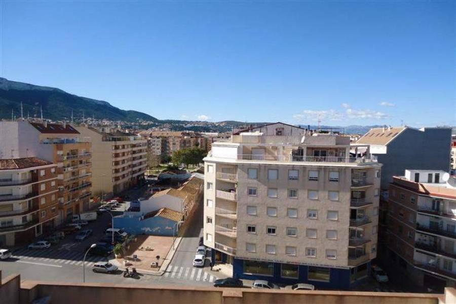 Dénia,Alicante,España,3 Bedrooms Bedrooms,2 BathroomsBathrooms,Apartamentos,20713