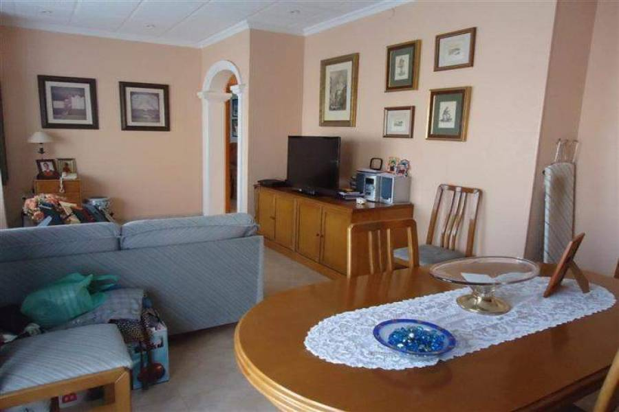 Dénia,Alicante,España,3 Bedrooms Bedrooms,2 BathroomsBathrooms,Apartamentos,20729