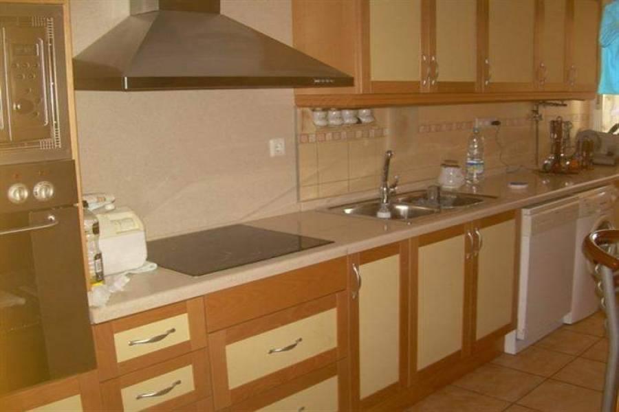 Dénia,Alicante,España,4 Bedrooms Bedrooms,2 BathroomsBathrooms,Apartamentos,20743