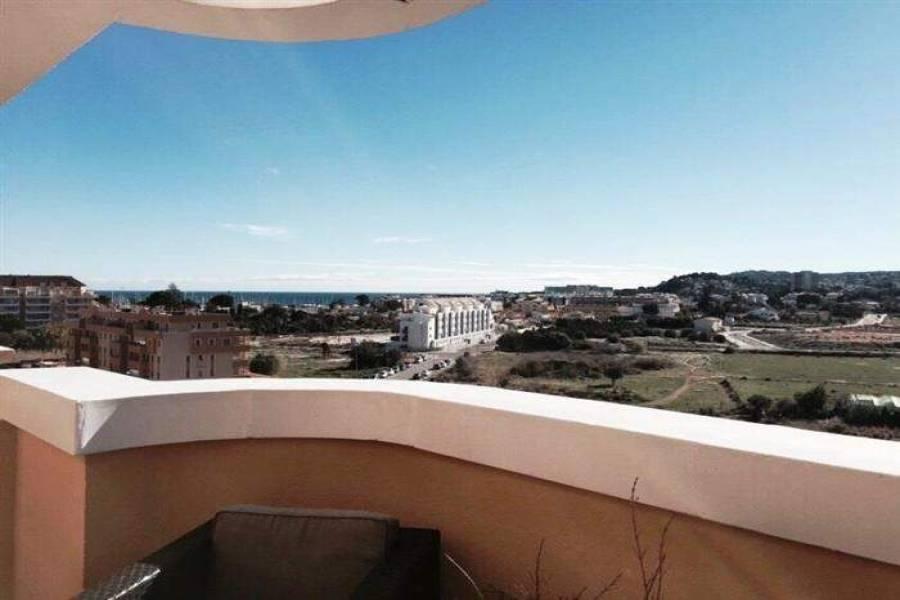 Dénia,Alicante,España,3 Bedrooms Bedrooms,3 BathroomsBathrooms,Apartamentos,20748