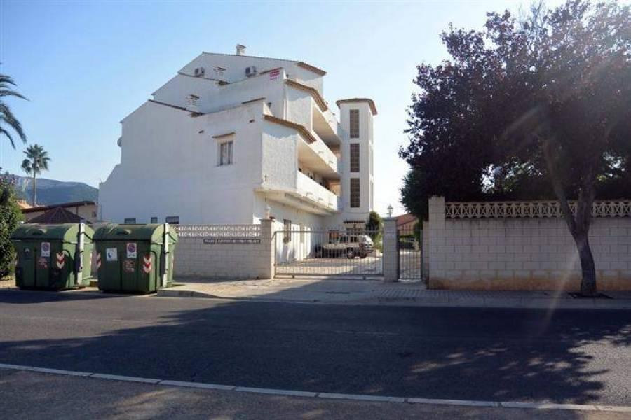 Dénia,Alicante,España,1 Dormitorio Bedrooms,1 BañoBathrooms,Apartamentos,20778