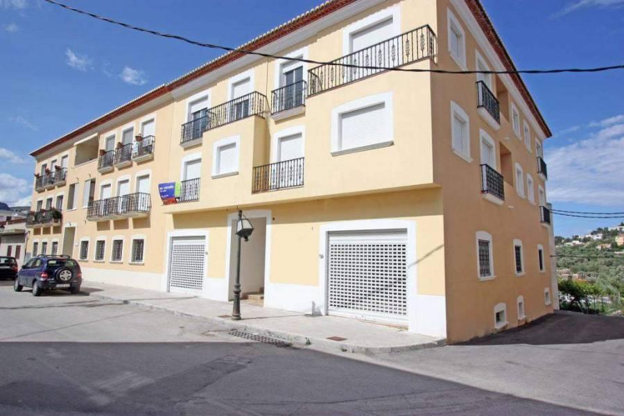 Orba,Alicante,España,3 Bedrooms Bedrooms,1 BañoBathrooms,Apartamentos,20796