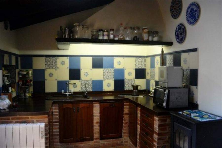 Sanet y Negrals,Alicante,España,3 Bedrooms Bedrooms,2 BathroomsBathrooms,Casas de pueblo,20825