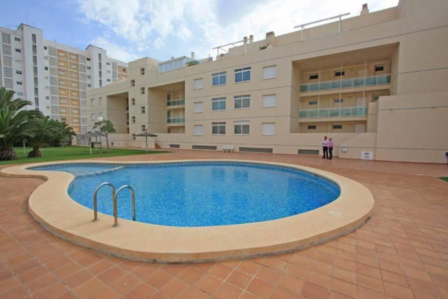 Dénia,Alicante,España,3 Bedrooms Bedrooms,2 BathroomsBathrooms,Apartamentos,20827