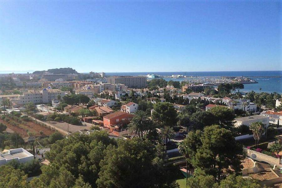 Dénia,Alicante,España,3 Bedrooms Bedrooms,2 BathroomsBathrooms,Apartamentos,20870