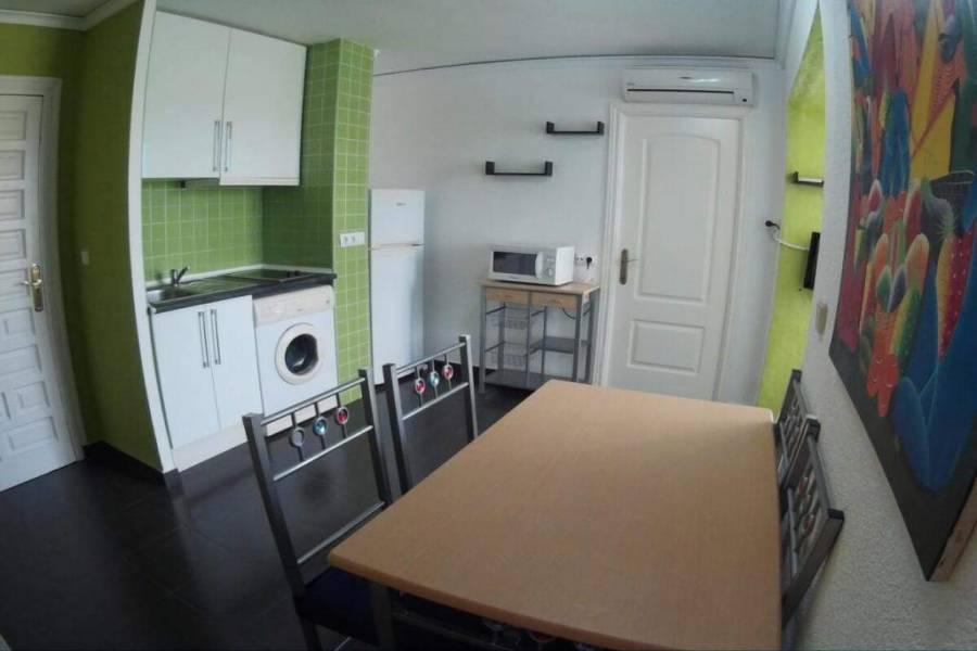 Dénia,Alicante,España,2 Bedrooms Bedrooms,1 BañoBathrooms,Apartamentos,20875