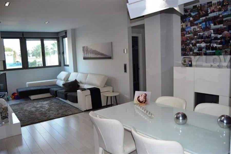 Dénia,Alicante,España,3 Bedrooms Bedrooms,2 BathroomsBathrooms,Apartamentos,20898