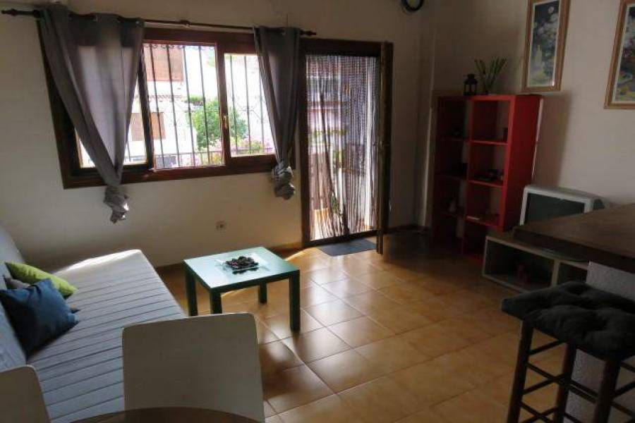 Dénia,Alicante,España,1 Dormitorio Bedrooms,1 BañoBathrooms,Apartamentos,20934