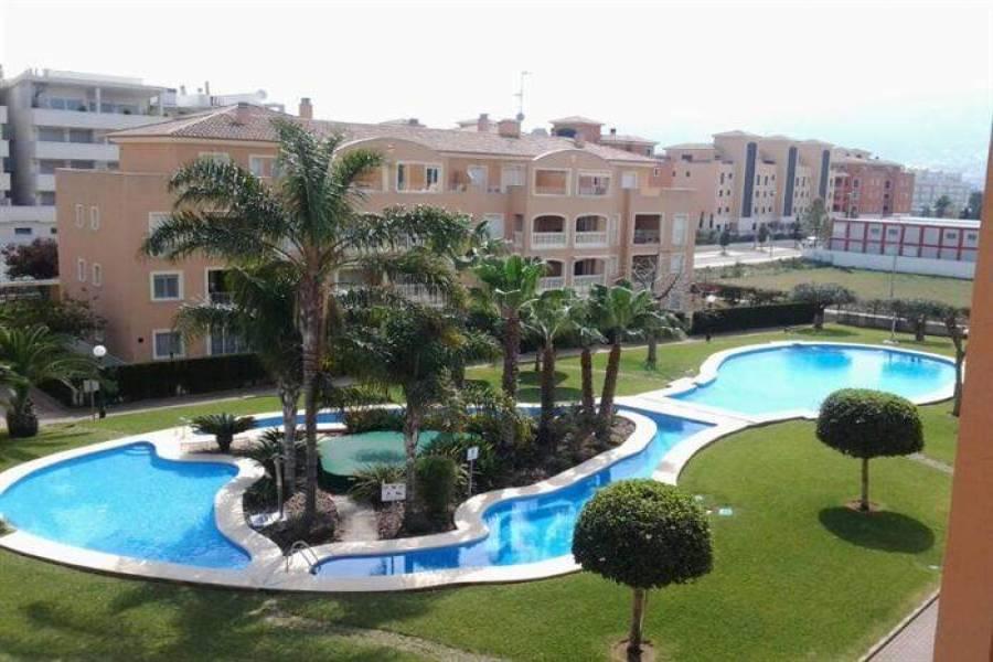 Dénia,Alicante,España,1 Dormitorio Bedrooms,1 BañoBathrooms,Apartamentos,20960