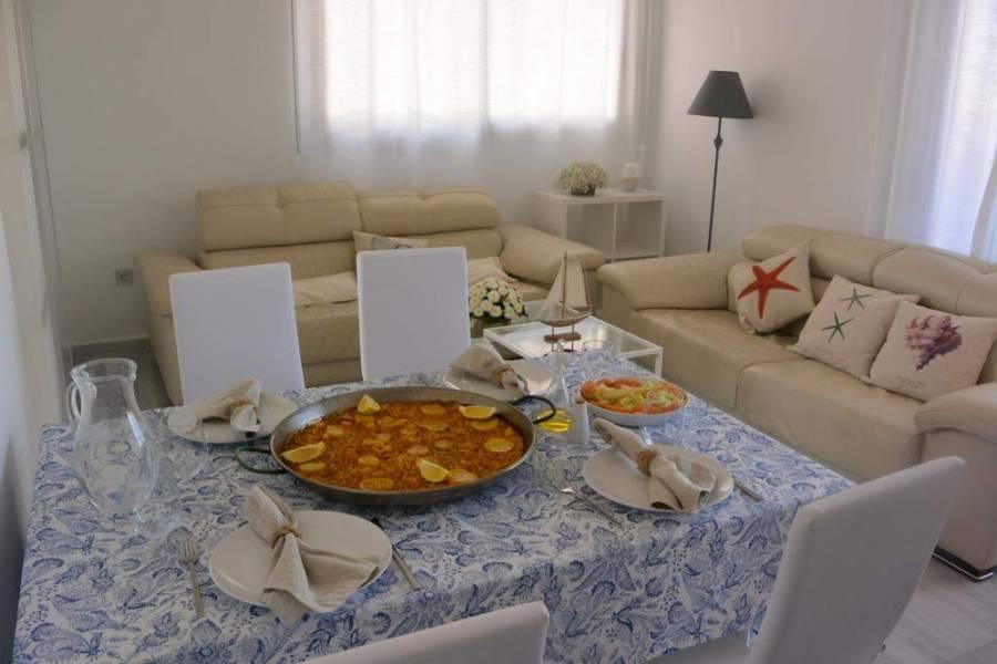 Dénia,Alicante,España,3 Bedrooms Bedrooms,2 BathroomsBathrooms,Apartamentos,20971