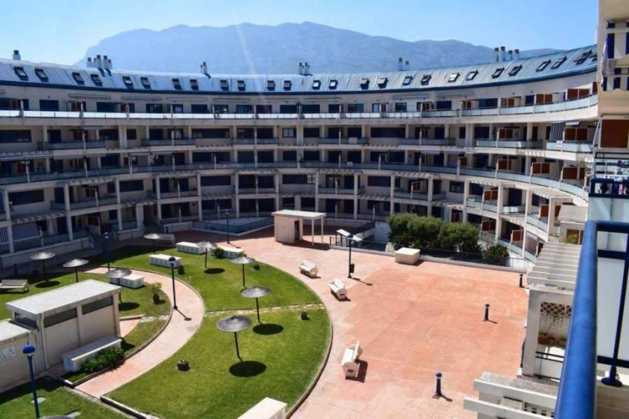 Dénia,Alicante,España,1 Dormitorio Bedrooms,1 BañoBathrooms,Apartamentos,20974