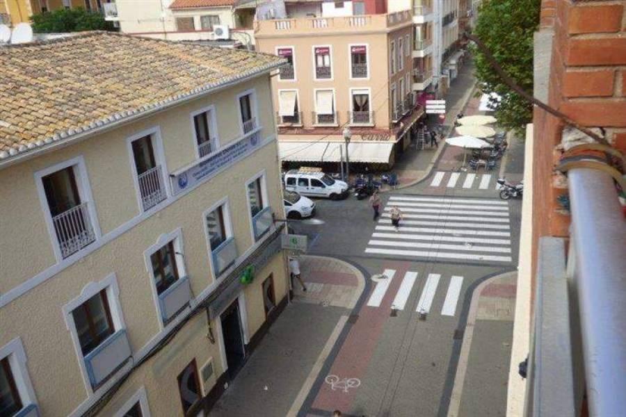 Dénia,Alicante,España,3 Bedrooms Bedrooms,2 BathroomsBathrooms,Apartamentos,21039