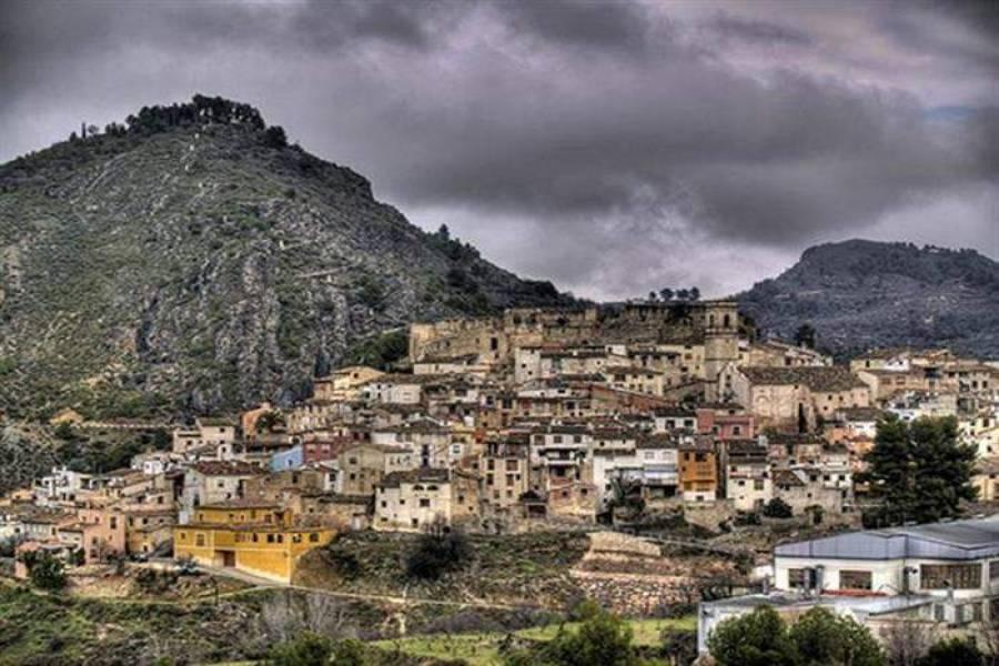 Vall d¬¥Alcal??,Alicante,España,5 Bedrooms Bedrooms,3 BathroomsBathrooms,Casas de pueblo,21062