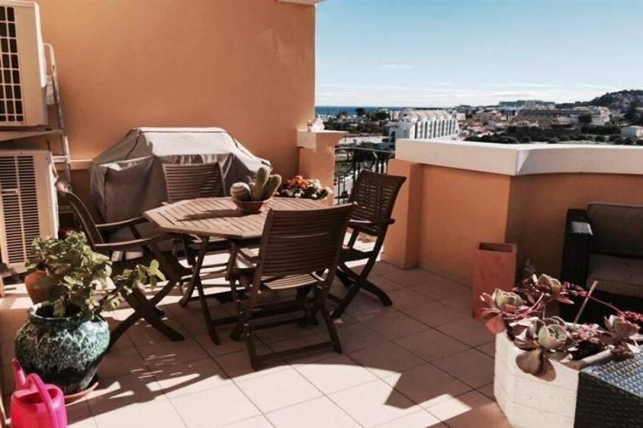 Dénia,Alicante,España,3 Bedrooms Bedrooms,3 BathroomsBathrooms,Apartamentos,21063