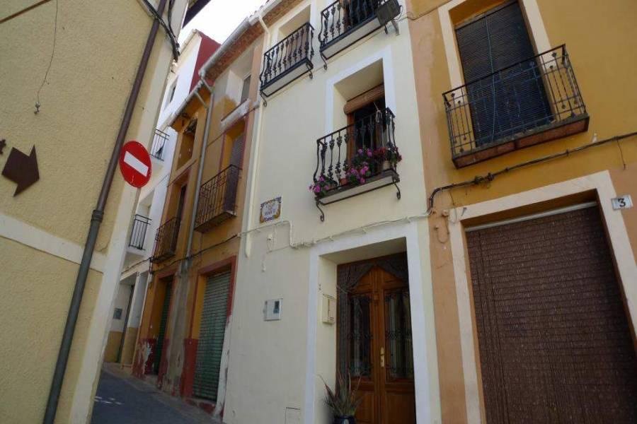 Castell de Castells,Alicante,España,2 Bedrooms Bedrooms,1 BañoBathrooms,Casas de pueblo,21125