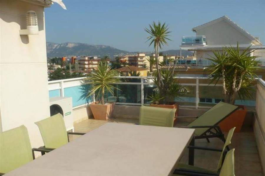 Dénia,Alicante,España,2 Bedrooms Bedrooms,2 BathroomsBathrooms,Apartamentos,21151