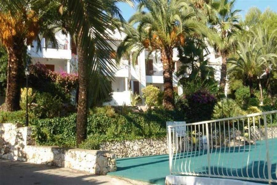Pedreguer,Alicante,España,1 Dormitorio Bedrooms,1 BañoBathrooms,Apartamentos,21160