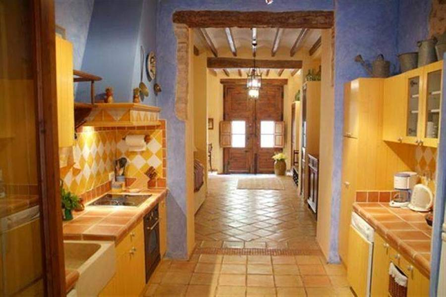 Benimeli,Alicante,España,4 Bedrooms Bedrooms,5 BathroomsBathrooms,Casas de pueblo,21176