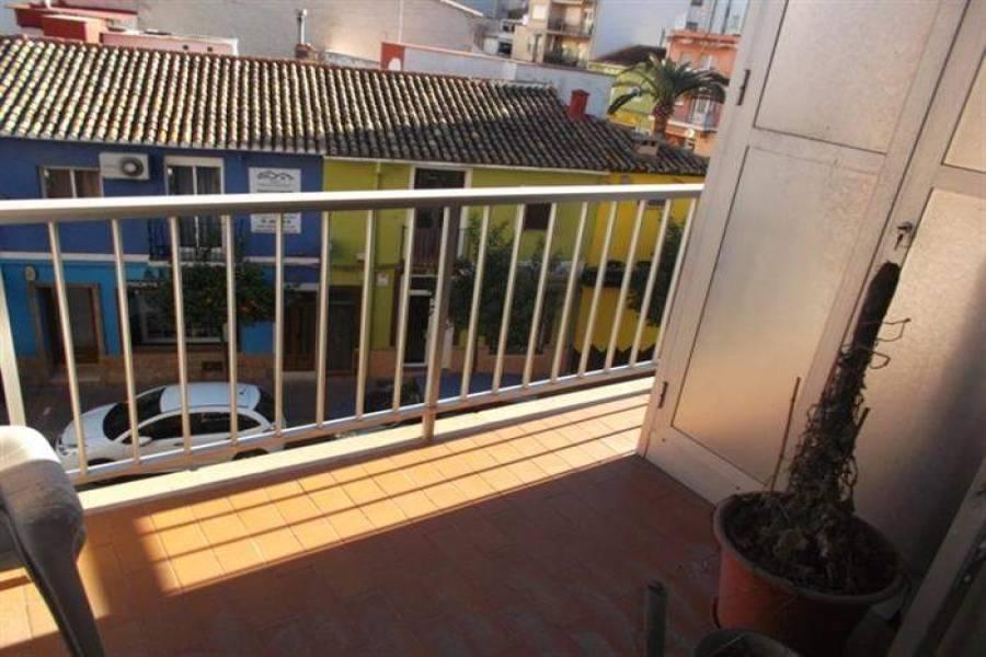 Dénia,Alicante,España,2 Bedrooms Bedrooms,1 BañoBathrooms,Apartamentos,21395