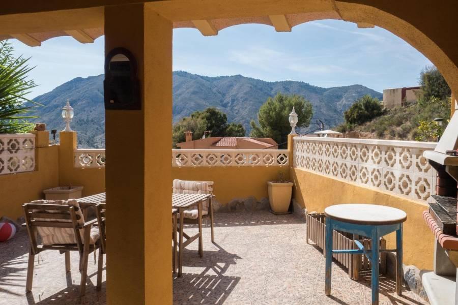 Villajoyosa,Alicante,España,3 Bedrooms Bedrooms,2 BathroomsBathrooms,Adosada,21546