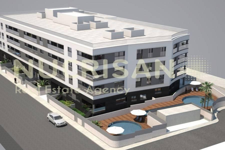 Torrevieja,Alicante,España,2 Bedrooms Bedrooms,2 BathroomsBathrooms,Apartamentos,21560