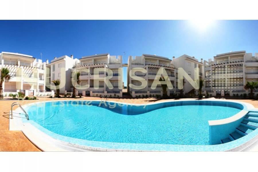 Torrevieja,Alicante,España,2 Bedrooms Bedrooms,2 BathroomsBathrooms,Apartamentos,21585