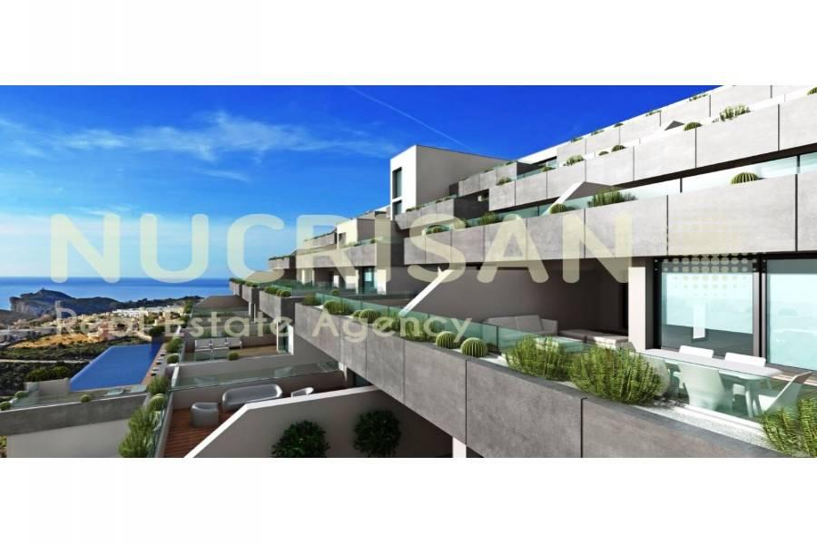 Benitachell,Alicante,España,2 Bedrooms Bedrooms,2 BathroomsBathrooms,Apartamentos,21611
