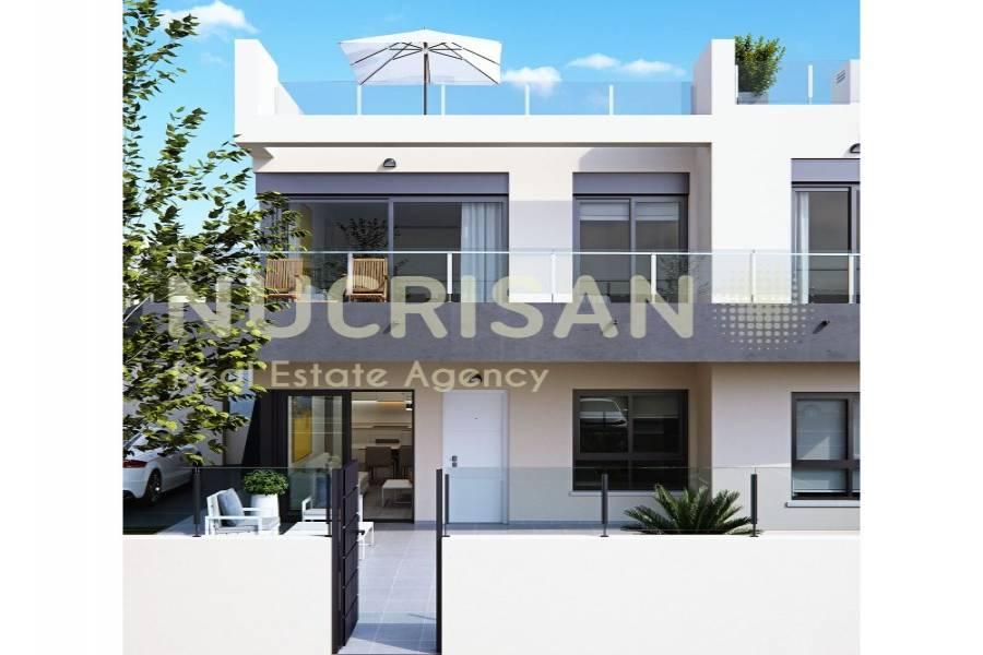 Pilar de la Horadada,Alicante,España,1 Dormitorio Bedrooms,1 BañoBathrooms,Bungalow,21688