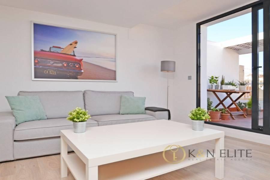Alicante,Alicante,España,2 Bedrooms Bedrooms,1 BañoBathrooms,Atico,21730