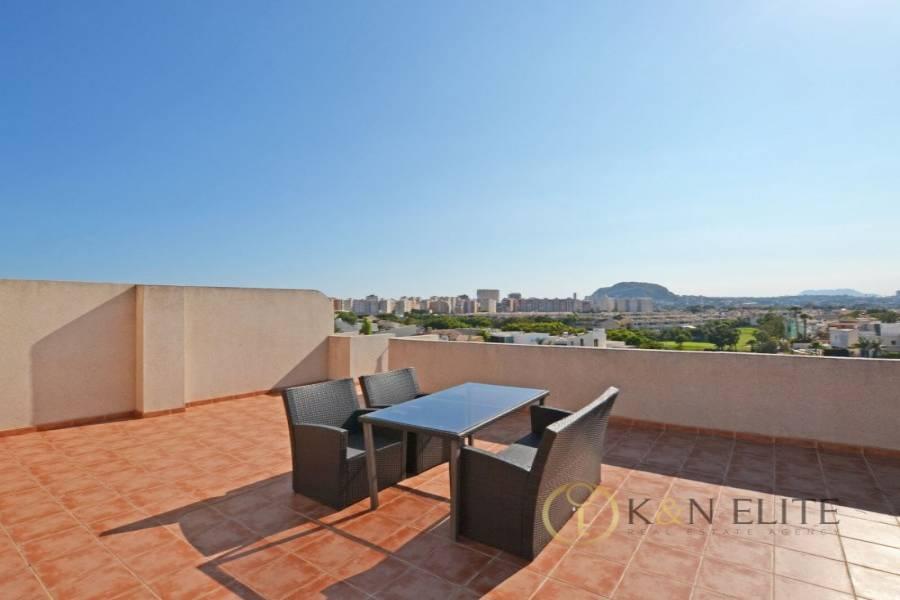 Alicante,Alicante,España,2 Bedrooms Bedrooms,2 BathroomsBathrooms,Atico,21742
