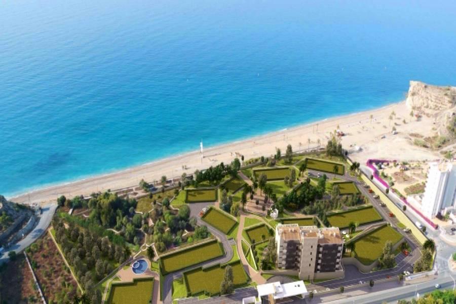 Villajoyosa,Alicante,España,2 Bedrooms Bedrooms,2 BathroomsBathrooms,Apartamentos,21760