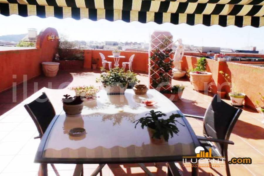 Alicante,Alicante,España,4 Bedrooms Bedrooms,2 BathroomsBathrooms,Atico,21795