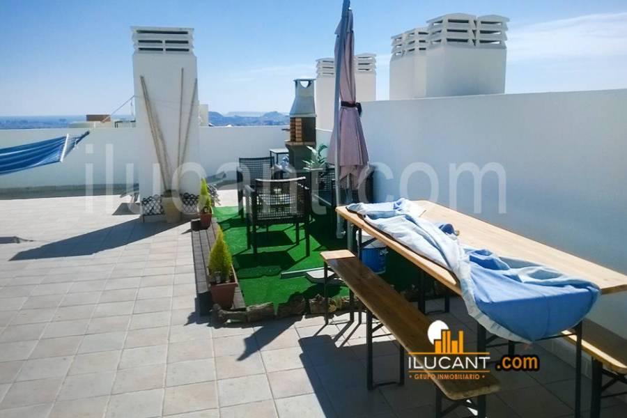 Mutxamel,Alicante,España,2 Bedrooms Bedrooms,1 BañoBathrooms,Atico,21810