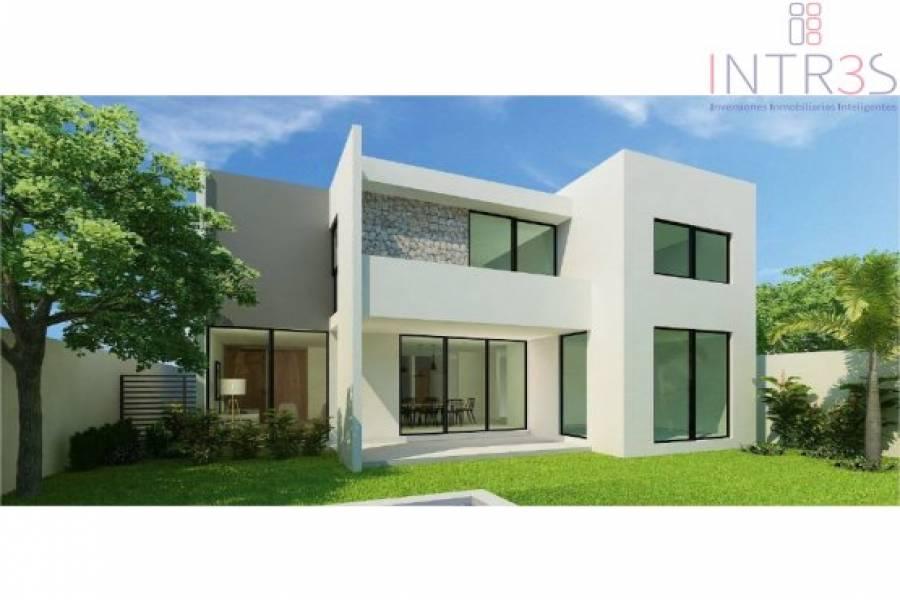 Mérida,Yucatán,México,3 Habitaciones Habitaciones,5 BañosBaños,Casas,2985